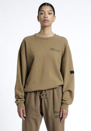 HALO - Sweatshirts - vintage brown