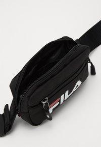 Fila - SPORTY BELT BAG - Bum bag - black - 4