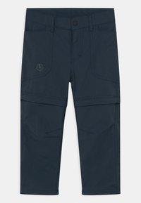 Color Kids - 2-IN-1 ZIP OFF UNISEX - Outdoor trousers - dress blues - 0