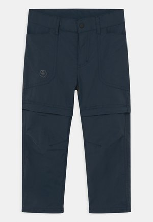 2-IN-1 ZIP OFF UNISEX - Outdoor trousers - dress blues
