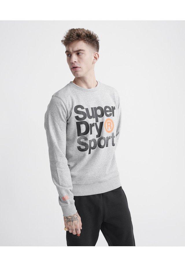 CORE SPORT - Sweatshirt - grey