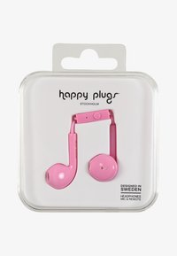 Happy Plugs - PLUS DELUXE - Headphones - pink - 0