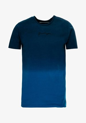 MEN'S  FADE - Triko spotiskem - navy/blue
