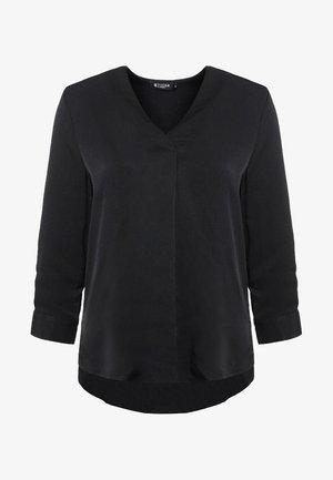 MERE - Bluse - night black