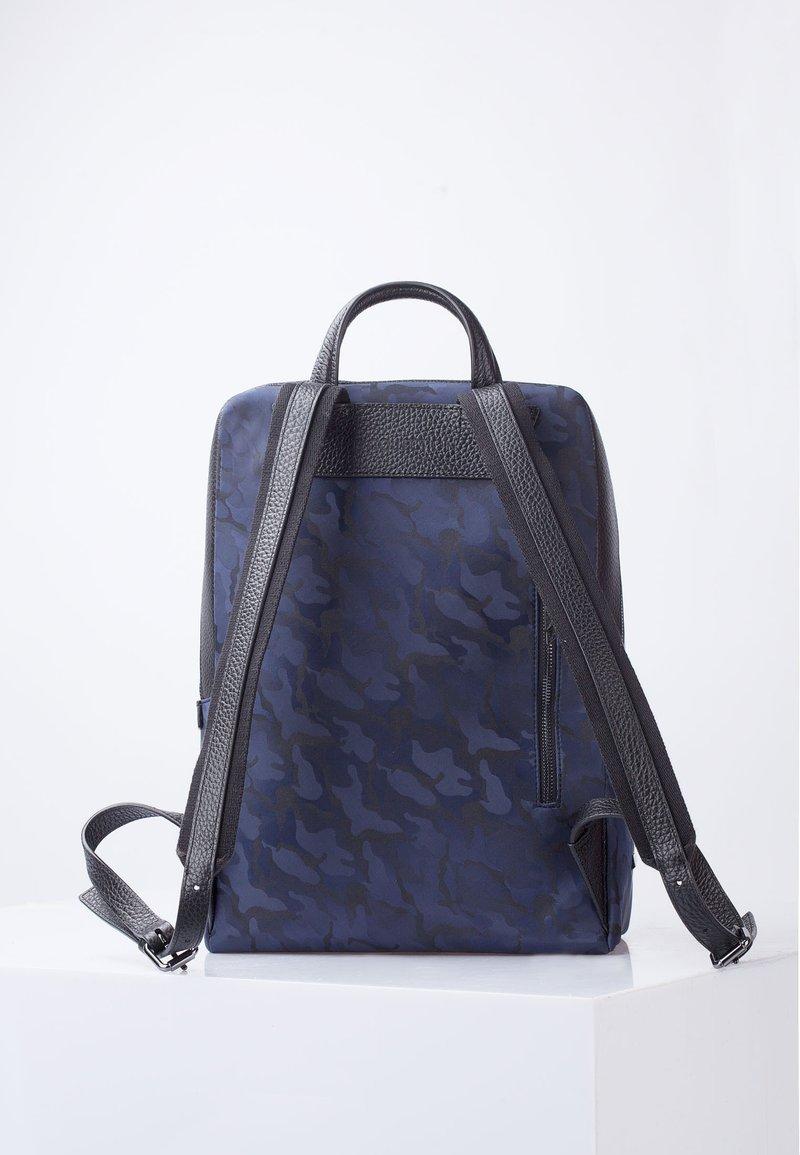 TJ Collection - AMSTERDAM - Rucksack - blue