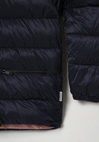 Napapijri - ATERBLU  - Winter jacket - blu marine - 5