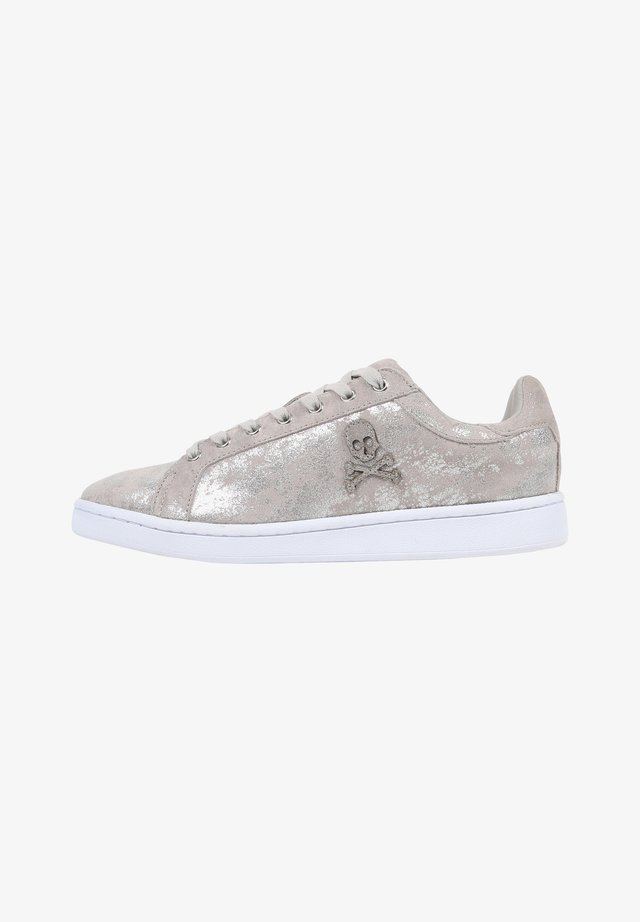 Sneakers laag - old silver