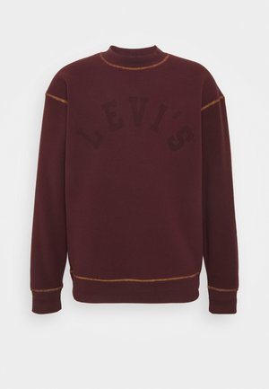 NOVELTY CREWNECK UNISEX - Fleece jumper - sassafras