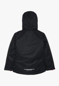 CMP - GIRL SNAPS HOOD - Ski jacket - antracite - 1