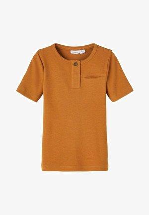 Basic T-shirt - brown sugar