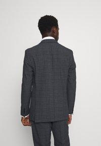 Selected Homme - SLHSLIM MYLOLOGAN SUIT - Kostym - dark grey - 3