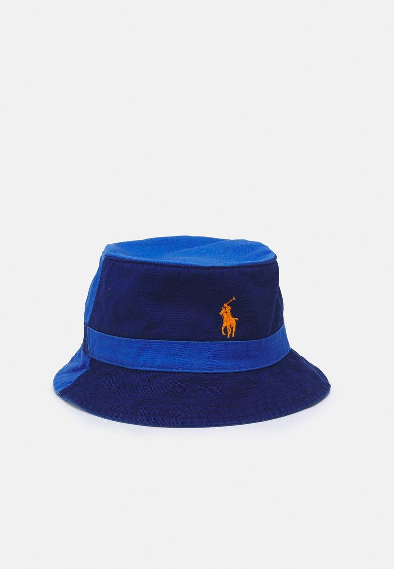 Polo Ralph Lauren - CHINO BUCKET HAT UNISEX - Hat - fall royal/new iris
