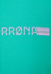 Norrøna - BITIHORN TECH - T-shirt imprimé - arcadia - 2