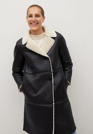 ADRIANA-I - Short coat - schwarz