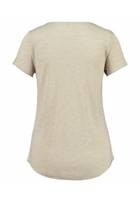 Key Largo - Print T-shirt - sand - 2
