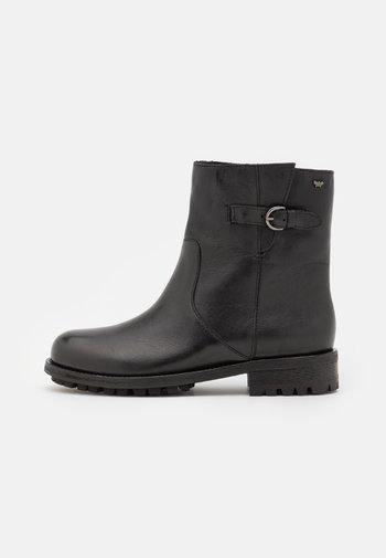 RALLY - Classic ankle boots - nero