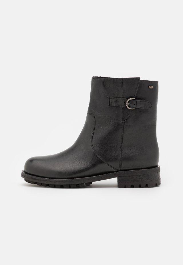 RALLY - Kotníkové boty - nero