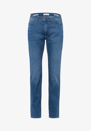 STYLE CADIZ - Jeans Straight Leg - ocean water