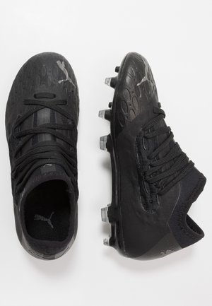 FUTURE 5.3 NETFIT FG/AG - Voetbalschoenen met kunststof noppen - black/asphalt