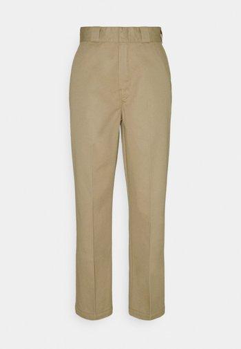 ELIZAVILLE - Trousers - khaki