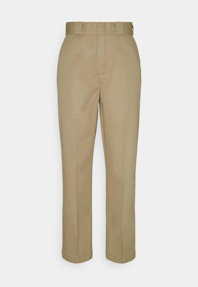 ELIZAVILLE - Pantalon classique - khaki