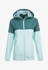 Endurance - AGRIA - Outdoor jacket - blue haze - 0