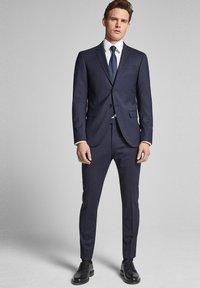 JOOP! - GUN - Suit trousers - dark blue - 1