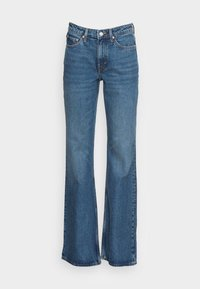 Weekday - TOWER - Flared jeans - deep blue - 3