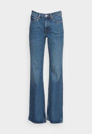 TOWER - Široké džíny - deep blue