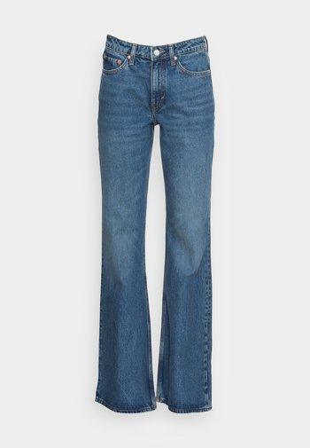 TOWER - Jeans a zampa - deep blue
