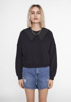 NMDYLANA - Sweatshirt - black