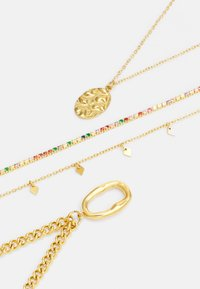 sweet deluxe - 4 PACK - Collana - gold-coloured - 2