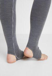 Casall - Tights - black grey - 3