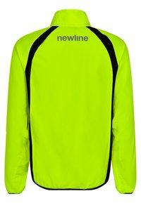 Newline - CORE  - Summer jacket - neon yellow - 1