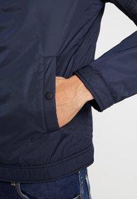 Antony Morato - BIKER COAT - Summer jacket - ink blue - 5