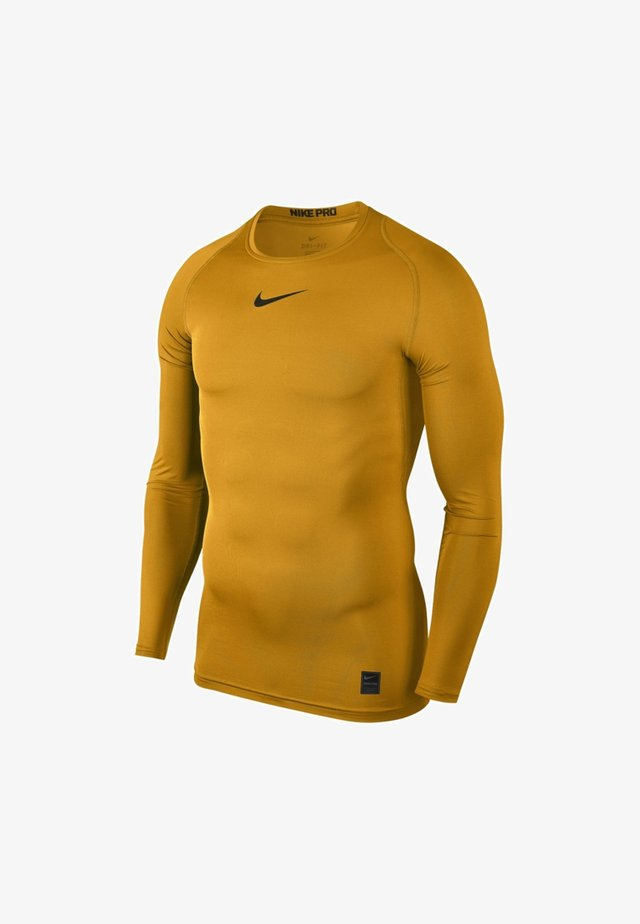 PRO COMPRESSION - Unterhemd/-shirt - university gold/black