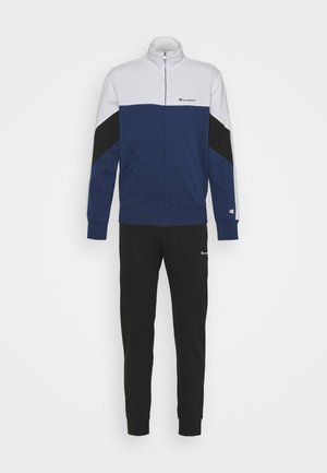 FULL ZIP SUIT - Tracksuit - blue/white
