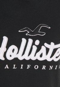 Hollister Co. - TECH CORE - Sweat à capuche - black - 6