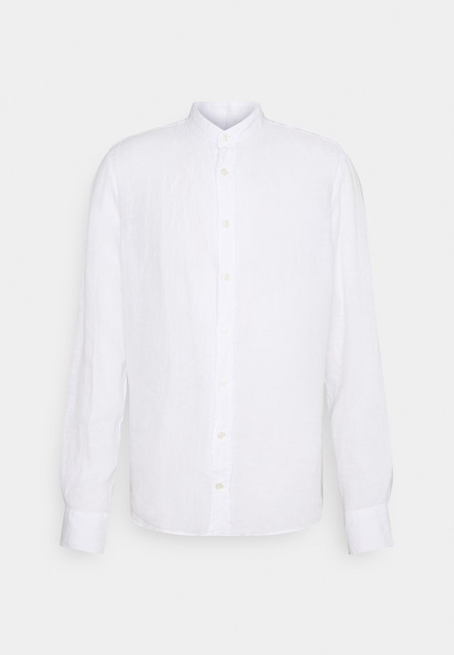 GARMENT DYE - Camicia - optic white