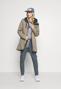Burton - JOY PANT - Trousers - dark slate - 1