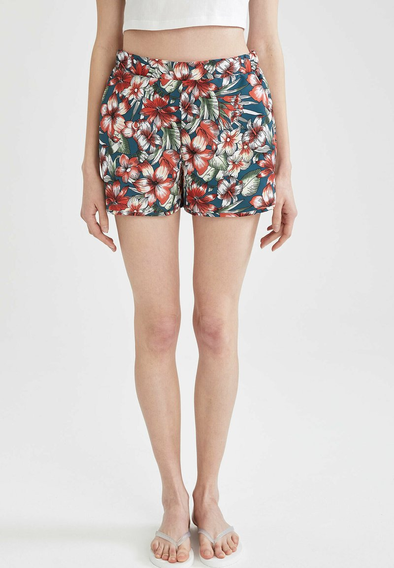 DeFacto - Swimming shorts - turquoise
