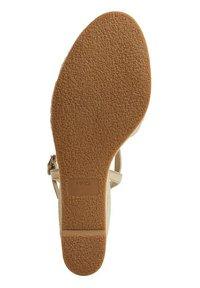 Mango - GIRL - High heeled sandals - oro - 2