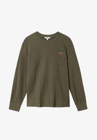Vans - WM LORRAINE II THERMAL - Sweatshirt - grape leaf - 1