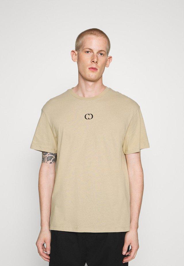 ESSENTIAL TEE - T-shirt basique - beige