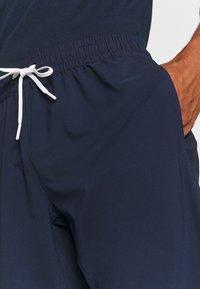 Reebok - SHORT - Sports shorts - vector navy - 3