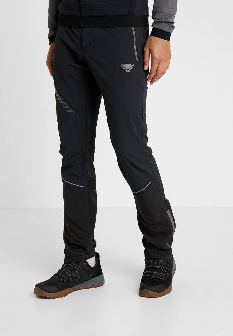 Dynafit - TRANSALPER PRO  - Outdoorové kalhoty - black out