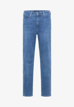 Jeansy Straight Leg - royal blue
