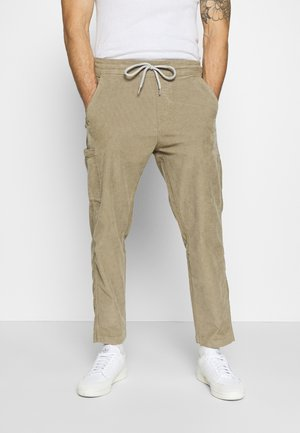 TAPER PULL ON II - Chinos - brindle