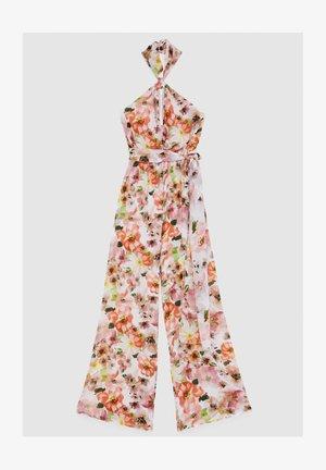 MYSTICAL FLOWER - Jumpsuit - bianco