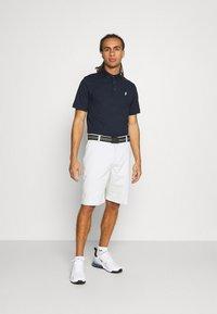 Peak Performance - CLASSIC  - Polo shirt - blue shadow - 1